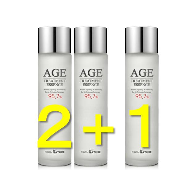【2+1】【Step1】エイジ トリートメントエッセンス150ml (化粧水) 2+1