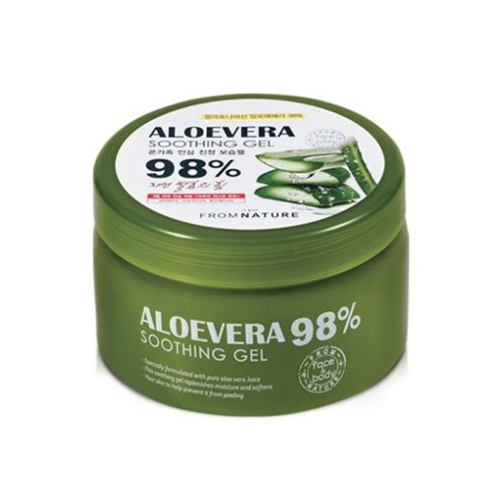 アロエベラ98%スージングジェル500g